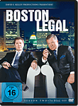 Boston Legal: Season 2 Box (7 DVDs) (DVD Filme)
