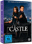Castle: Staffel 3 Box (6 DVDs) (DVD Filme)
