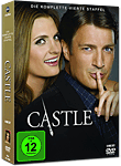 Castle: Staffel 4 Box (6 DVDs) (DVD Filme)