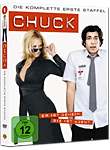 Chuck: Staffel 1 (4 DVDs)