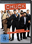 Chuck: Staffel 5 Box (3 DVDs)