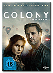 Colony: Staffel 2 (4 DVDs)