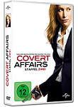 Covert Affairs: Staffel 2 Box (4 DVDs) (DVD Filme)