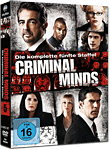 Criminal Minds: Staffel 05 Box (6 DVDs) (DVD Filme)