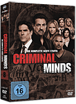 Criminal Minds: 8. Staffel (5 DVDs)