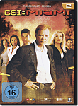 CSI: Miami - Die komplette Season 02 Box (6 DVDs) (DVD Filme)