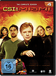 CSI: Miami - Die komplette Season 04 Box (6 DVDs) (DVD Filme)