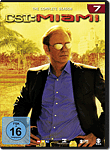 CSI: Miami - Die komplette Season 07 Box (6 DVDs) (DVD Filme)