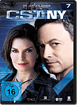 CSI: New York - Die komplette Season 7 Box (6 DVDs)