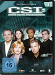 CSI: Las Vegas - Die komplette Season 01 Box (6 DVDs)