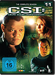 CSI: Las Vegas - Die komplette Season 11 Box (6 DVDs)