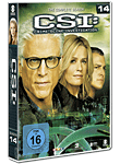 CSI: Las Vegas - Die komplette Season 14 Box (6 DVDs)