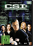 CSI: Las Vegas - Die komplette Season 02 Box (6 DVDs)