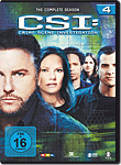 CSI: Las Vegas - Die komplette Season 04 Box (6 DVDs)