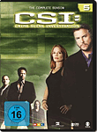 CSI: Las Vegas - Die komplette Season 05 Box (6 DVDs)
