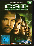 CSI: Las Vegas - Die komplette Season 06 Box (6 DVDs)
