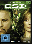 CSI: Las Vegas - Die komplette Season 07 Box (6 DVDs)