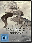 Da Vinci's Demons: Staffel 2 Box (4 DVDs) (DVD Filme)
