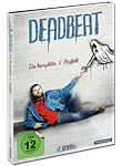 Deadbeat: Staffel 2 Box (2 DVDs)