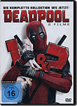 Deadpool 1+2 (2 DVDs)