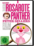 Der Rosarote Panther - Peter Sellers Film Collection (5 DVDs)