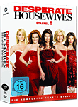 Desperate Housewives: Die komplette 5. Staffel (7 DVDs) (DVD Filme)