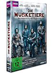 Die Musketiere: Staffel 3 Box (4 DVDs)
