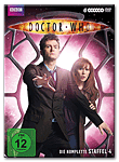 Doctor Who: Staffel 04 (6 DVDs)