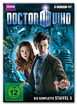 Doctor Who: Staffel 05 (6 DVDs)