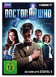 Doctor Who: Staffel 06 Box (6 DVDs) (DVD Filme)