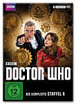 Doctor Who: Staffel 08 Box (6 DVDs) (DVD Filme)