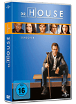 Dr. House: Season 1 Box (6 DVDs) -Repack-