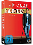Dr. House: Staffel 3 Box (6 DVDs) (DVD Filme)