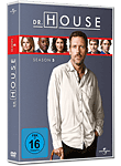 Dr. House: Season 5 Box (6 DVDs) -Repack-