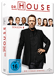 Dr. House: Staffel 8 (6 DVDs) (DVD Filme)