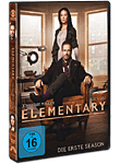 Elementary: Staffel 1 Box (6 DVDs)