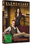 Elementary: Staffel 3 Box (6 DVDs) (DVD Filme)