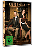 Elementary: Staffel 4 Box (6 DVDs) (DVD Filme)