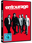 Entourage: Staffel 4 Box (4 DVDs) (DVD Filme)