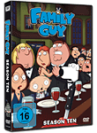 Family Guy: Staffel 10 Box (3 DVDs)