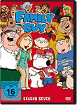 Family Guy: Staffel 07 Box (3 DVDs)