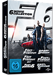 Fast & Furious - 6 Movie Collection (6 DVDs)