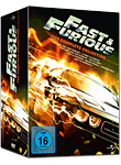 Fast & Furious - The Complete Collection (5 DVDs)
