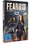 Fear the Walking Dead: Staffel 4 (4 DVDs) (DVD Filme)