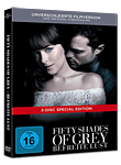 Fifty Shades of Grey 3: Befreite Lust - Limited Digibook Edition (2 Discs)