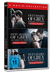 Fifty Shades of Grey - 3 Movie Collection (3 DVDs)