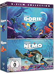 Findet Nemo + Findet Dorie - 2-Film Collection (2 DVDs)
