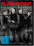 Flashpoint - Das Spezialkommando: Staffel 3 Box (3 DVDs)