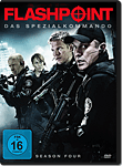 Flashpoint - Das Spezialkommando: Staffel 4 Box (4 DVDs)
