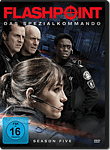 Flashpoint - Das Spezialkommando: Staffel 5 Box (3 DVDs)
